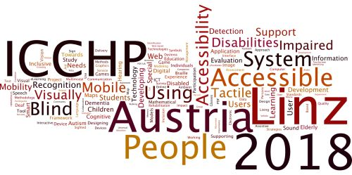CCHP 2018 – 16th International Conference on Computers Helping People with Special Needs